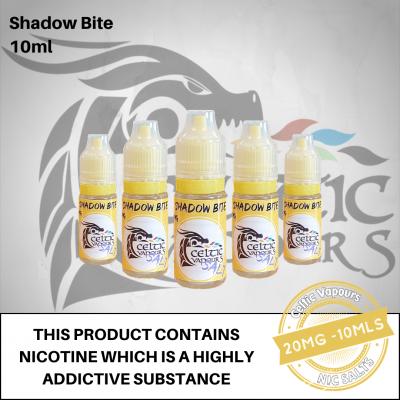 Shadow Bite Nic Salt 10ml 20mg