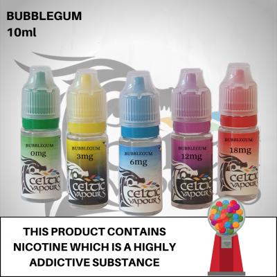 Bubblegum 10ml