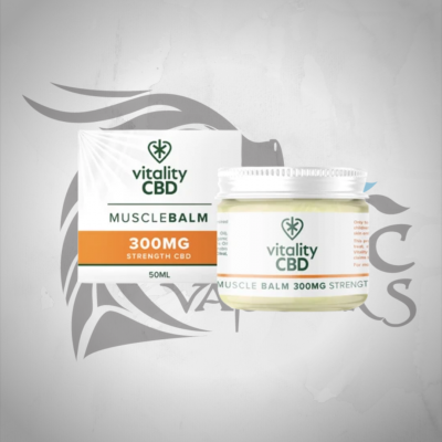 Vitality CBD Muscle Balm 300mg 50ml
