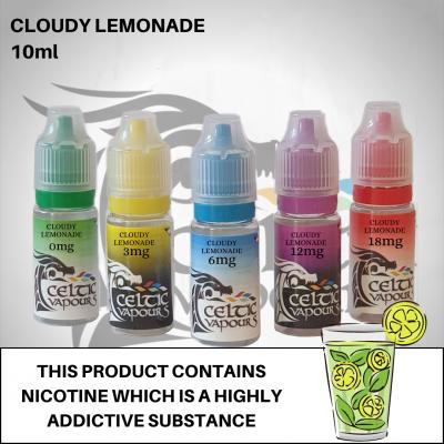Cloudy Lemonade 10ml