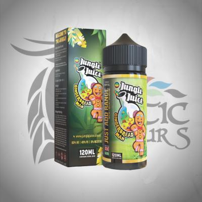 Jungle Juice - Gingerbread Man Shortfill 100ML