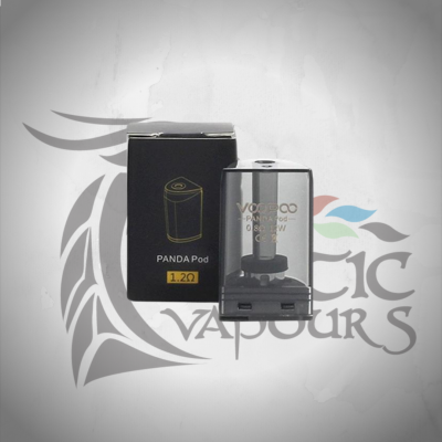 VooPoo Panda Refillable Replacement Pod 1.2 8W