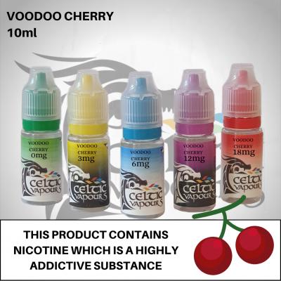 Voodoo Cherry 10ml