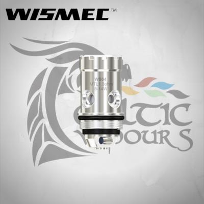 Wismec WS04 Coils