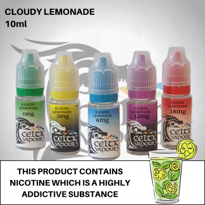 Cloudy Lemonade 10ml
