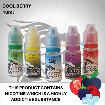Cool Berry 10ml