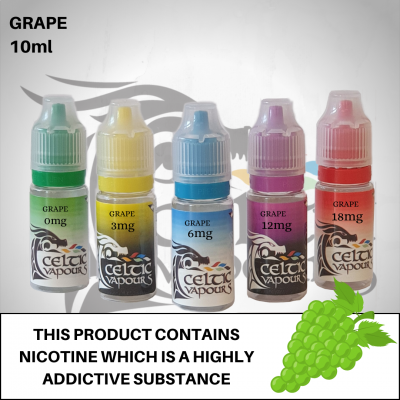 Grape 10ml