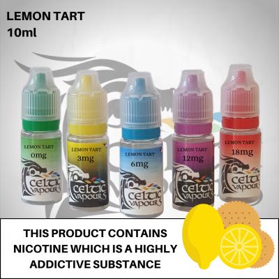 Lemon Tart 10ml