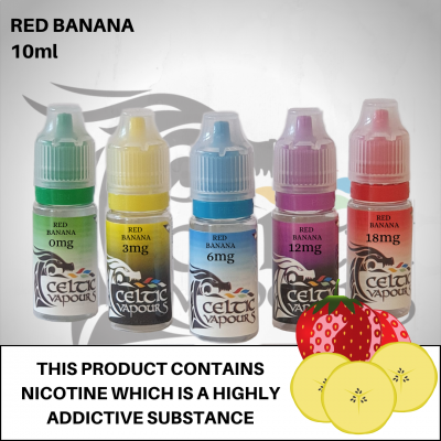 Red Banana 10ml
