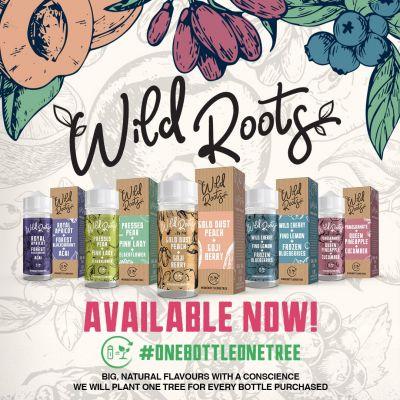 Wild Roots E-Liquids 100ml